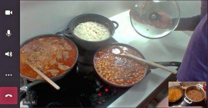 chicken vindaloo cook online