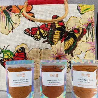Indian Spice Blends Gift Set