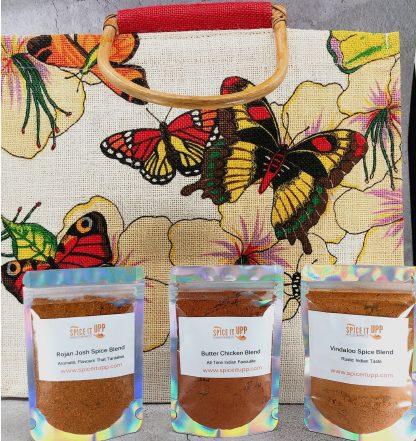 Indian Spice Blends Gift Set
