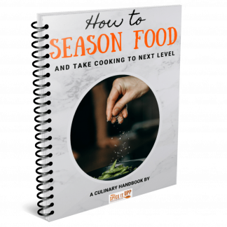 how to season food E-book