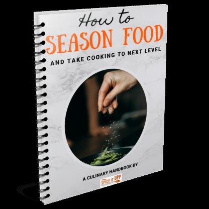 how to season food E-book