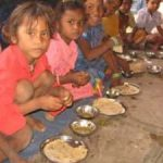 Indian Children Hungry